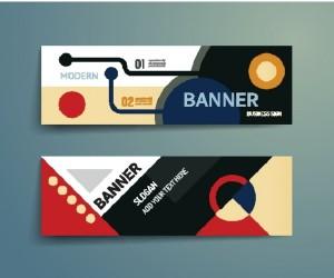 Баннеры и заголовки в векторе