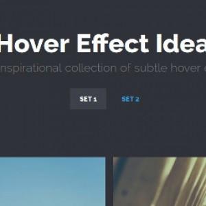 Оригинальные hover-эффекты для изображений на чистом CSS3