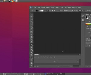 Как установить Adobe Photoshop CS6 в Ubuntu Linux