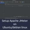 Apache JMeter Setup on Ubuntu/debian linux