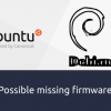 Debian/ubuntu fix error Possible missing firmware /lib/firmware/rtl_nic/rtl81