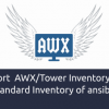 Export  AWX/Tower Inventory to a standard Inventory of ansible