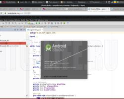 Android разработка под Ubuntu